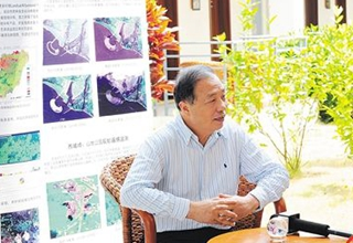 郭华东:用遥感记录30年来海南变迁