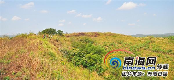 海南周刊|探访海南万年火山雷虎岭
