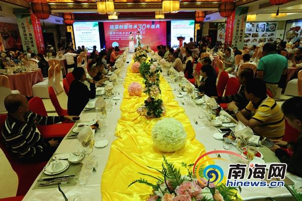 第19届龙泉美食文化节火热开幕6支龙泉板块队伍展示风采