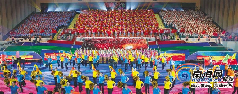 海南庆祝建省办经济特区30周年活动精彩纷呈
