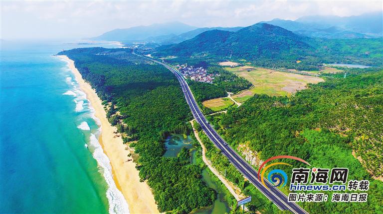 海南建省办经济特区30周年图片纪念特刊:旅游产业提档升级