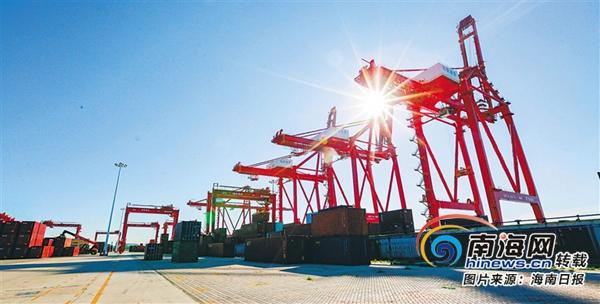 自贸区专报 | 海南将对标国际一流港口建设水准发力