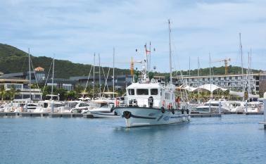 三亚成全国最大规模游艇停靠地游艇出海等待时间缩至10分钟