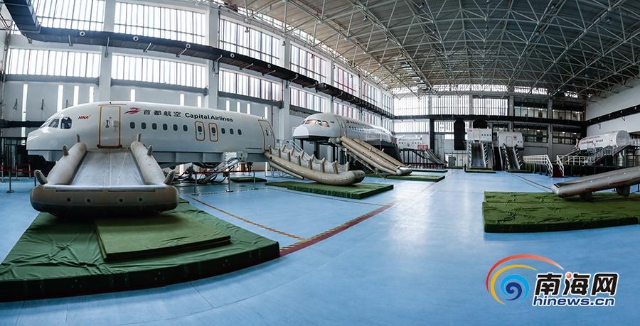 天羽飞训将申报建设海南省航空科普教育基地