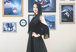 世界小姐吴英娜:海南是我圆梦的舞台