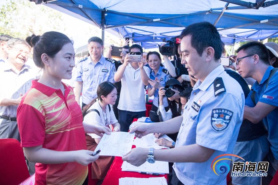 吉林美术老师郑淼成为享受人才政策落户海口第一人