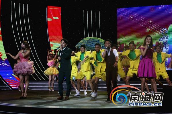 第四届海南方言歌曲创作演唱大赛圆满落幕献上视听盛宴