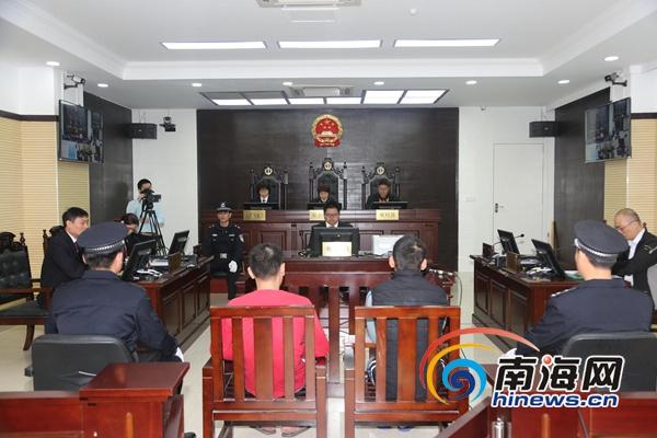 """昌江法院落实""""谁执法谁普法""""责任制 让执法办案成为普法课堂"""