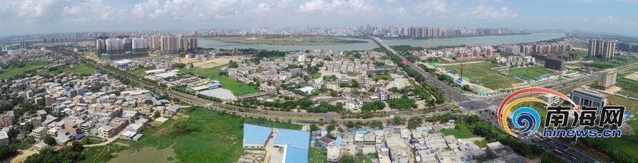 """海口江东新区如何定位海南将按""""三区一中心""""定位打造"""