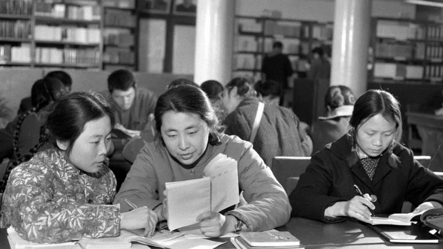 40年图闻|中国高考记忆