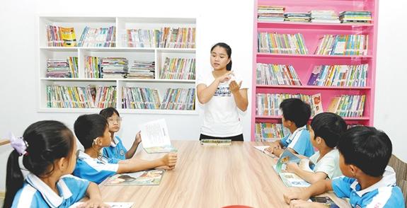 澄迈县特殊教育学校提供专业教育 挖掘学生潜能