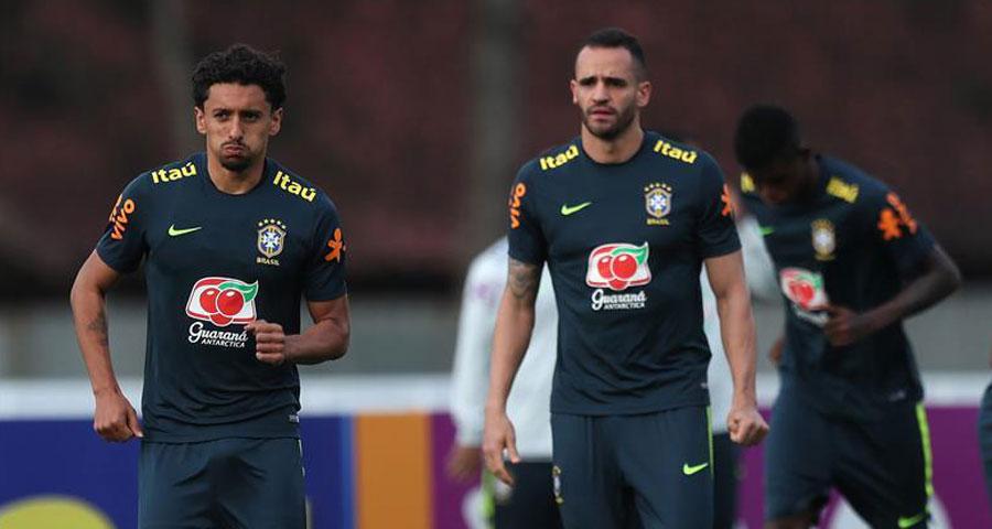 奥古斯托体检无恙,去留巴西队仍存疑