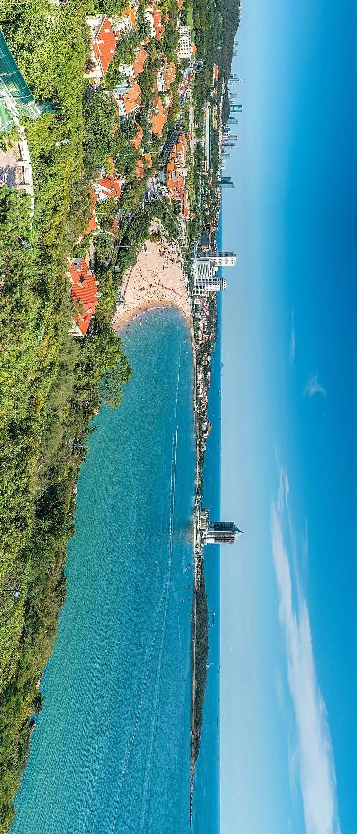 """傻傻分不清东西南北   青岛是好玩的   登顶崂山遍赏""""十二景""""奇观"""