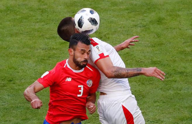 图集   塞尔维亚1-0战胜哥斯达黎加!