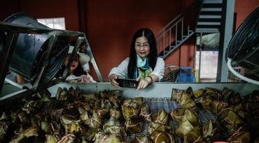 万宁和乐粽子:传承了三百年的粽香美味