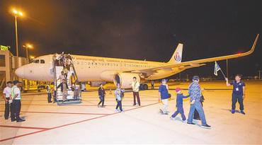 """柬埔寨JC航空开通""""三亚--金边""""航线"""