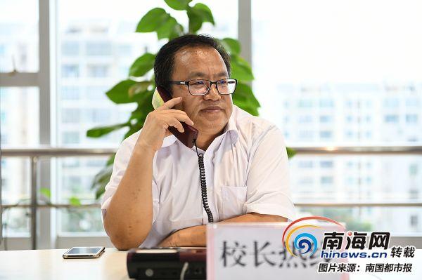 海南省农垦中学今年拟招550名高一新生无指标到校名额