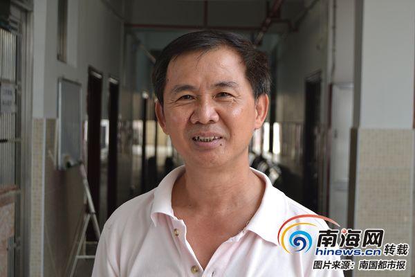 感动海南 陵水中医院医生张运宁:放弃台湾事业返乡从医