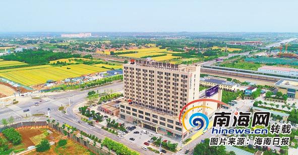 陕西自贸区全方位打造现代化农业国际合作中心
