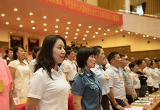海南省工会第七次代表大会开幕