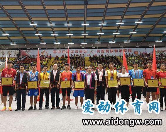 海南省第六届少数民族传统体育运动会圆满结束 三亚队夺冠