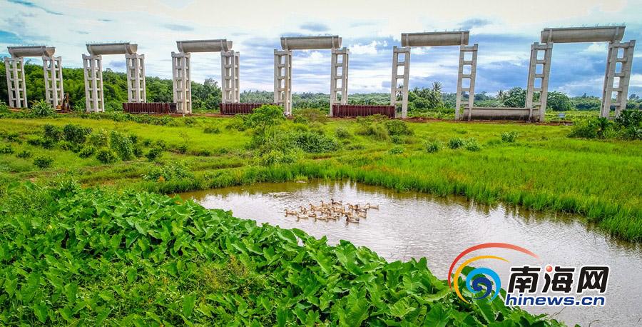 红岭灌区工程已完成投资75.6%预计年底具备试通水条件