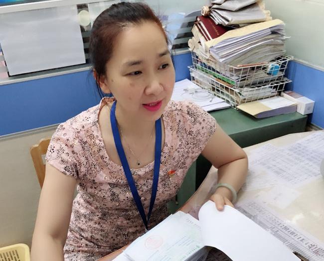 """儋州市人民医院出纳林洁:工作上生活中的""""热心人""""图片"""