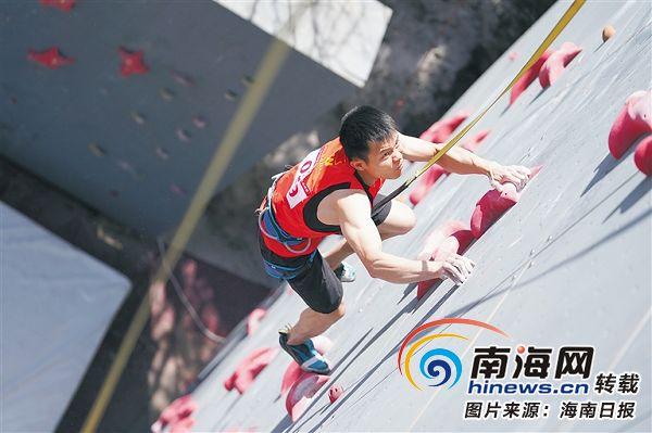 亚运会海南选手在行动|白沙小伙梁荣琪:向金牌发起冲击