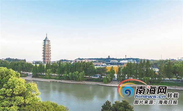 <b>海南周刊|秦淮河畔日与夜</b>
