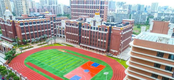 海口3所新增公办中小学9月1日开学 新增960个学位