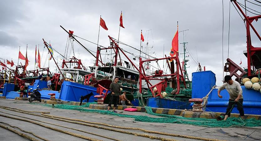 8月16日开渔!三亚渔民整装待发迎接耕海牧渔