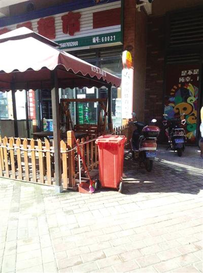 海口万达广场南洋里商业街没公厕遭吐槽开发商:预计10日开建