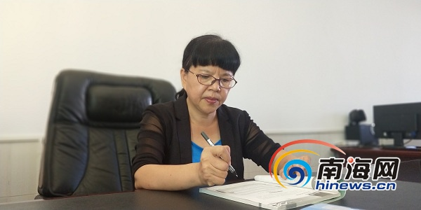 <b>海南省商业学校副校长卢桂英:严师慈母的31年育德路</b>