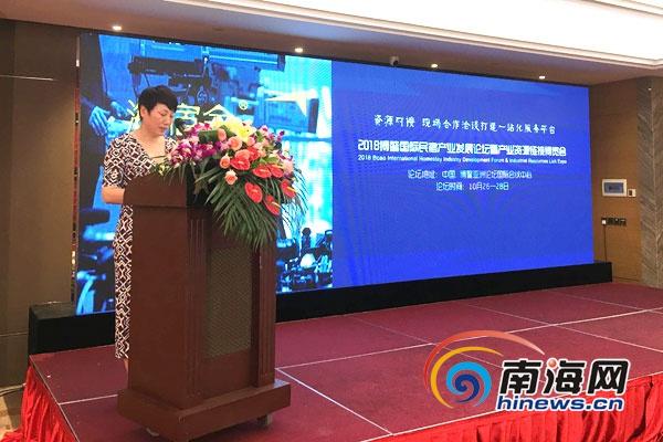 <b>2019博鳌国际民宿产业发展论坛新闻发布会举办</b>