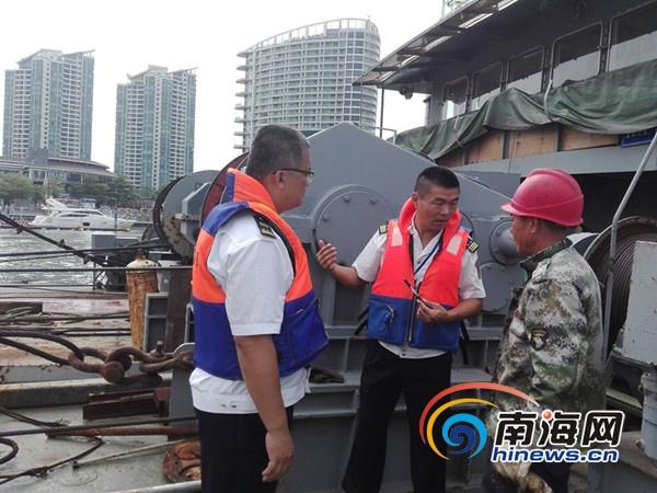 三亚海事启动防风Ⅳ响应辖区799艘商船做好防台准备