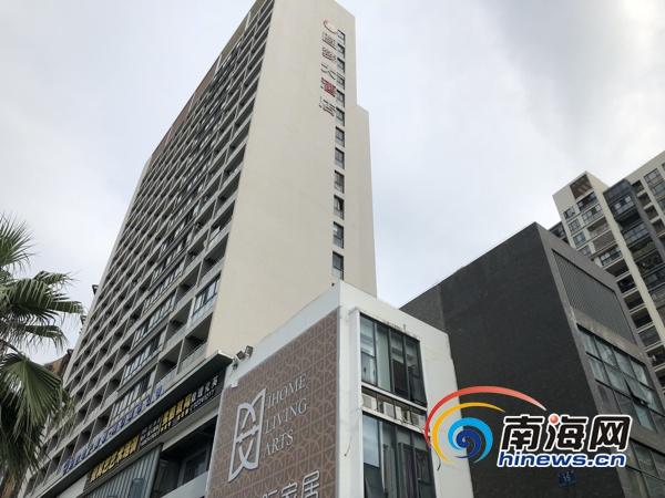 投诉海口锦地翰城・橙寓违规销售引出疑案