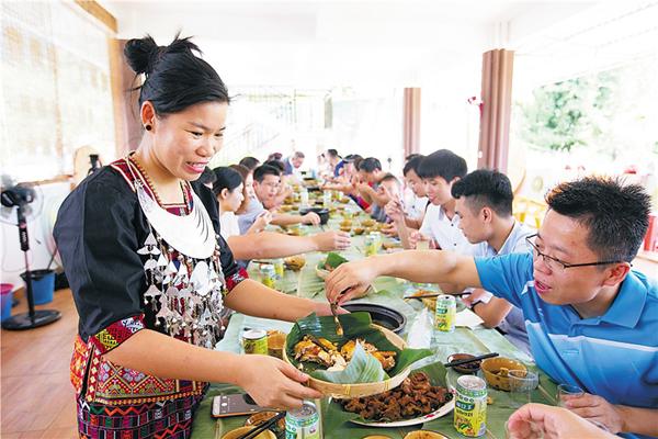 美丽乡村自驾之旅活动收官 游客为乐东原生态风光点赞