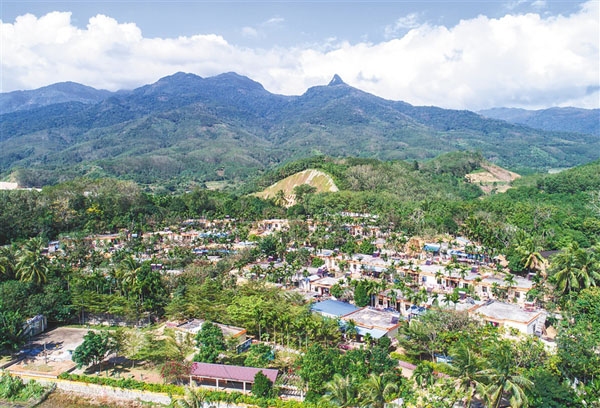 美丽乡村发展大会| 五指山计划3年打造37个美丽乡村