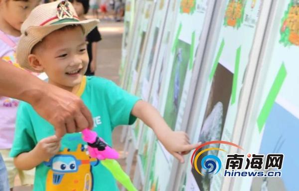 旅游+科普教育国庆海南热带野生动植物园亲子游火爆