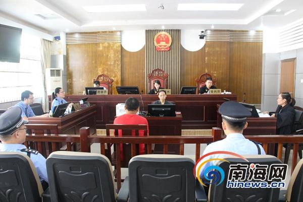 文昌法院发布首例拒执罪案件两年间受理执行案件4731件