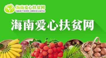 海南爱心扶贫网上线 新鲜农产品等你下单