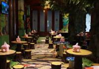 三亚这家亲子酒店的蘑菇餐厅 萌得让人想生娃