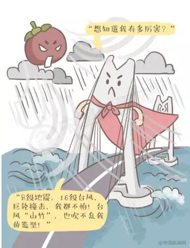 漫画|大家好,我是港珠澳话说,我有漫画!工口莉亚艾米大桥图片