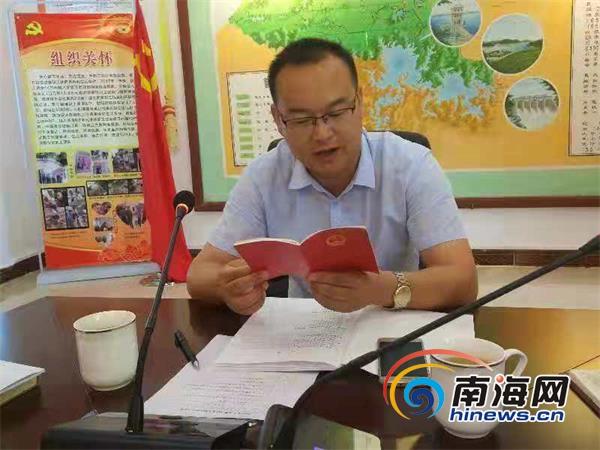 最美水务人张祖洪:甘于奉献扛起责任担当