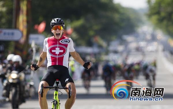 <b>环岛自行车赛完美落幕马斯纳达夺得总冠军</b>
