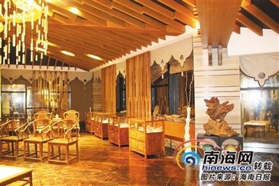 """海南周刊 民间博物馆藏着一个""""趣""""海南"""