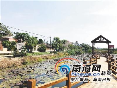 海南周刊 万宁后安镇曲冲村:文氏祖训诗礼传家