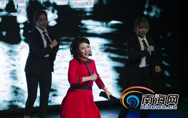 组图 | 音乐剧《我们这一代》亮相海南艺术节
