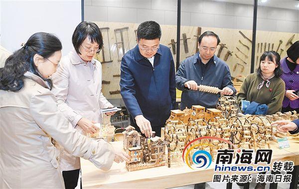 <b>聚焦海南省党政代表团浙沪行|杭州大力推进特色小镇培育建设</b>