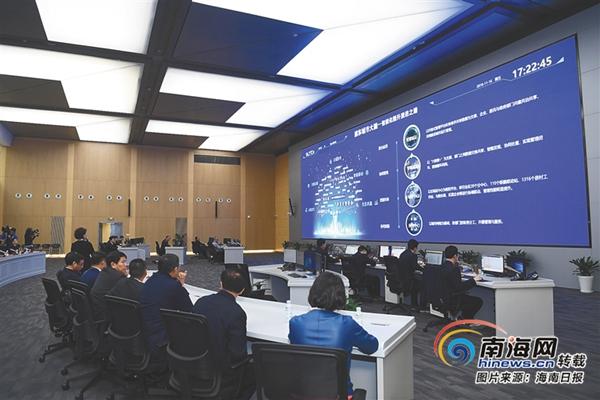 海南党政代表团浙沪行  看不见的智慧创新 看得见的发展变化